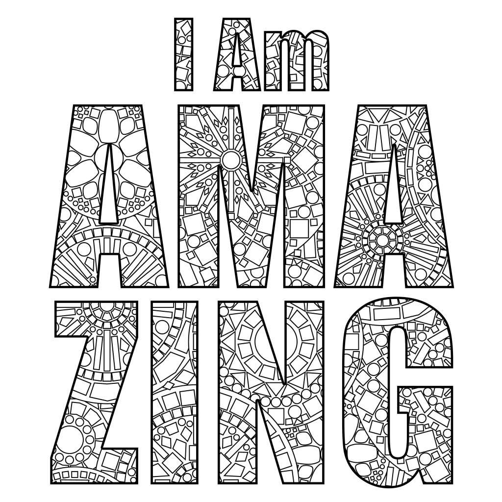 Artistic Affirmations, Volume One – I Am
